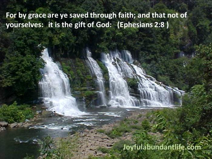 7 Ephesians 2 8