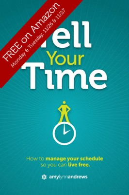 Tell Your Time - Ebook on Time Managment