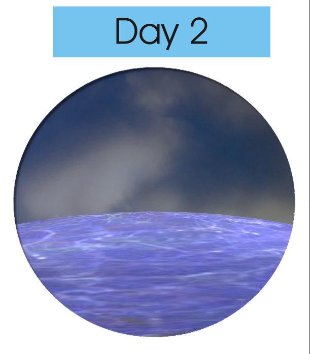 Creation day 2