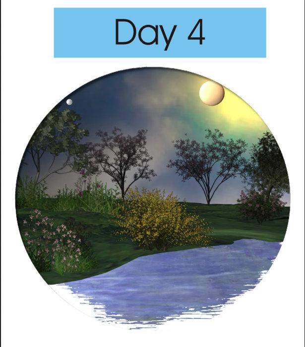 Creation day 4