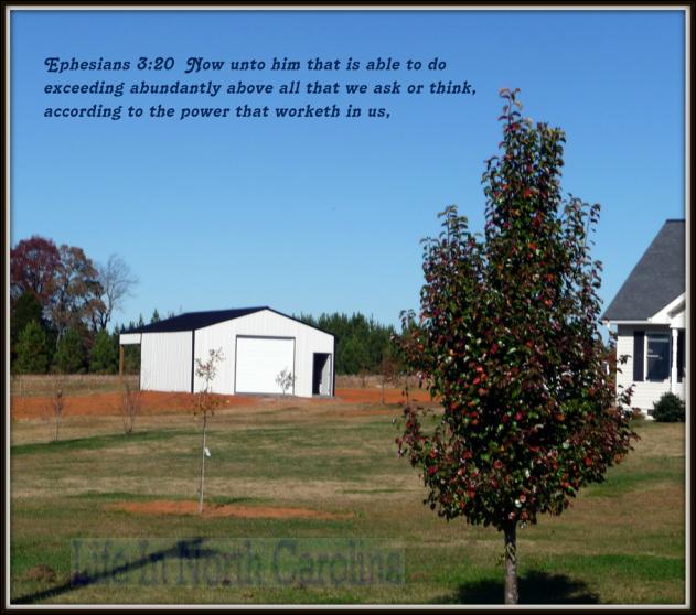 HVAC Building - God's Provision