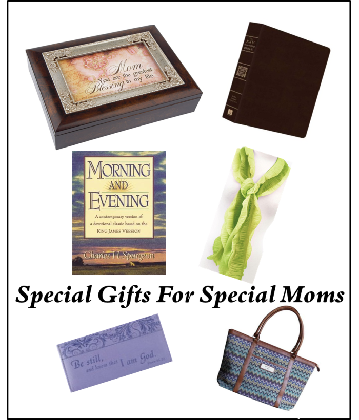 Special Gifts for Special Moms