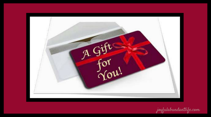 What is the greatest gift ever? Here is how you can have 5 free gifts from the greatest gift ever!