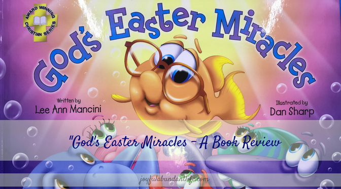 God's Easter Miracles Book Review