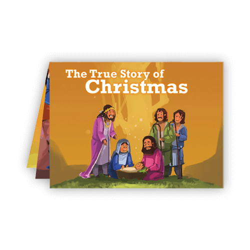 Animated Christmas Tract