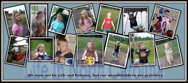 Pricelesss Treasure from God - our Grandchildren