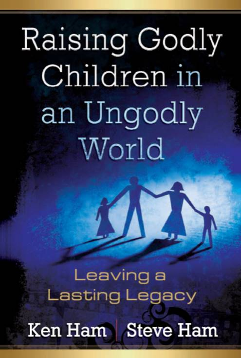 Raising Godly children in and ungodly world - a great book to assist you in parenting or even grandparenting