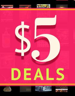 $5 deals at Christian Book Distributors - Fabulous Finds