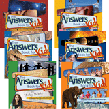 Fabulous Find - Answers Book for Kids Complete Set Answers to over 100 of kids' most difficult questions!
