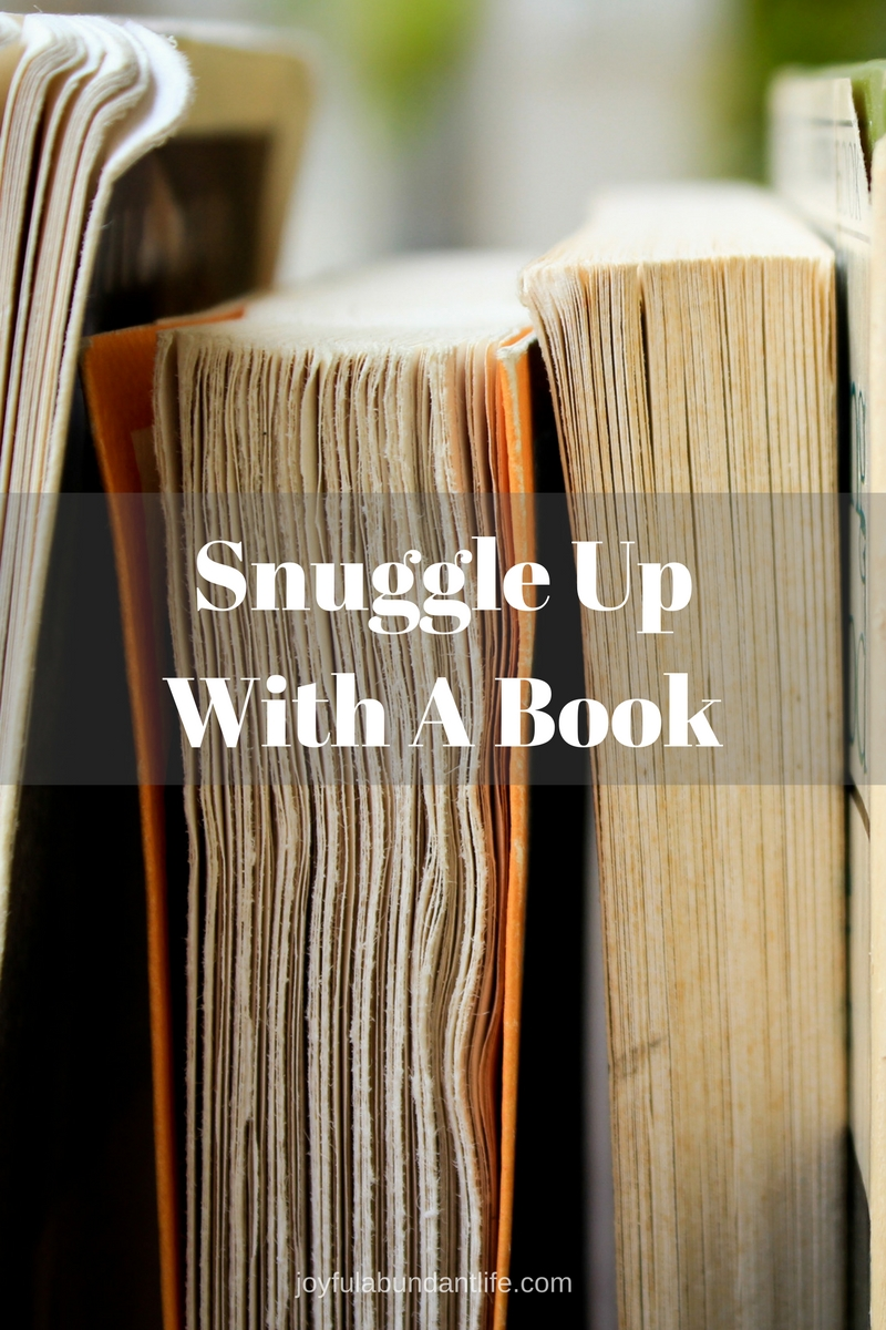 Snuggle Up With a Great Book To Read